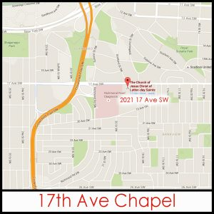 17th Ave Map